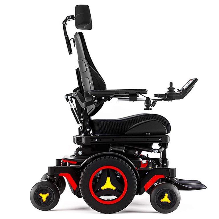 permobil m3 CMS powerchair