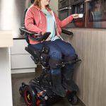 permobil indoor/outdoor powerchairs