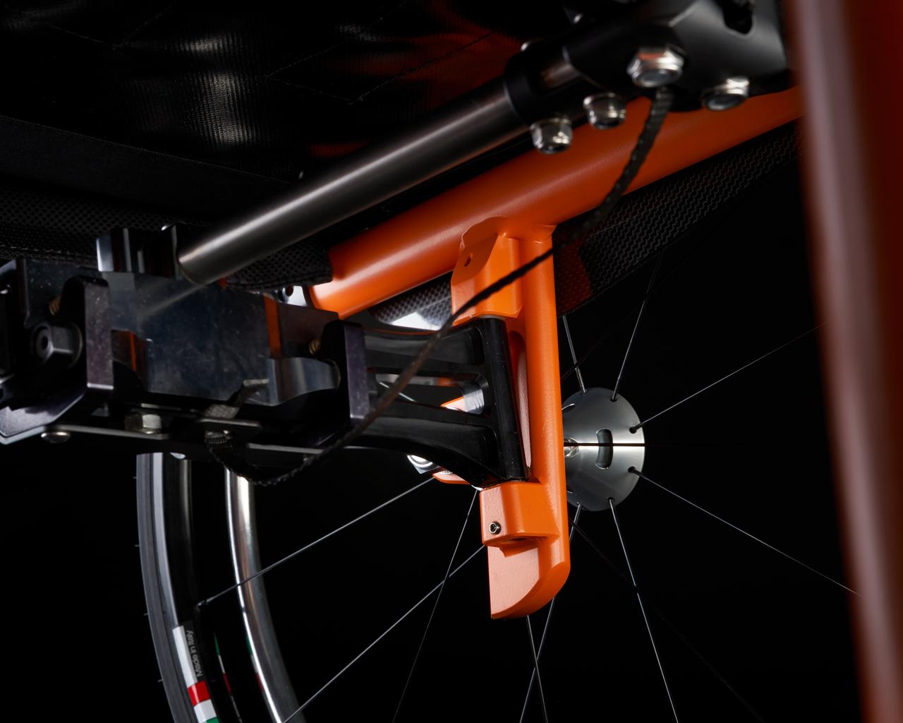 Progeo active folding wheelchair