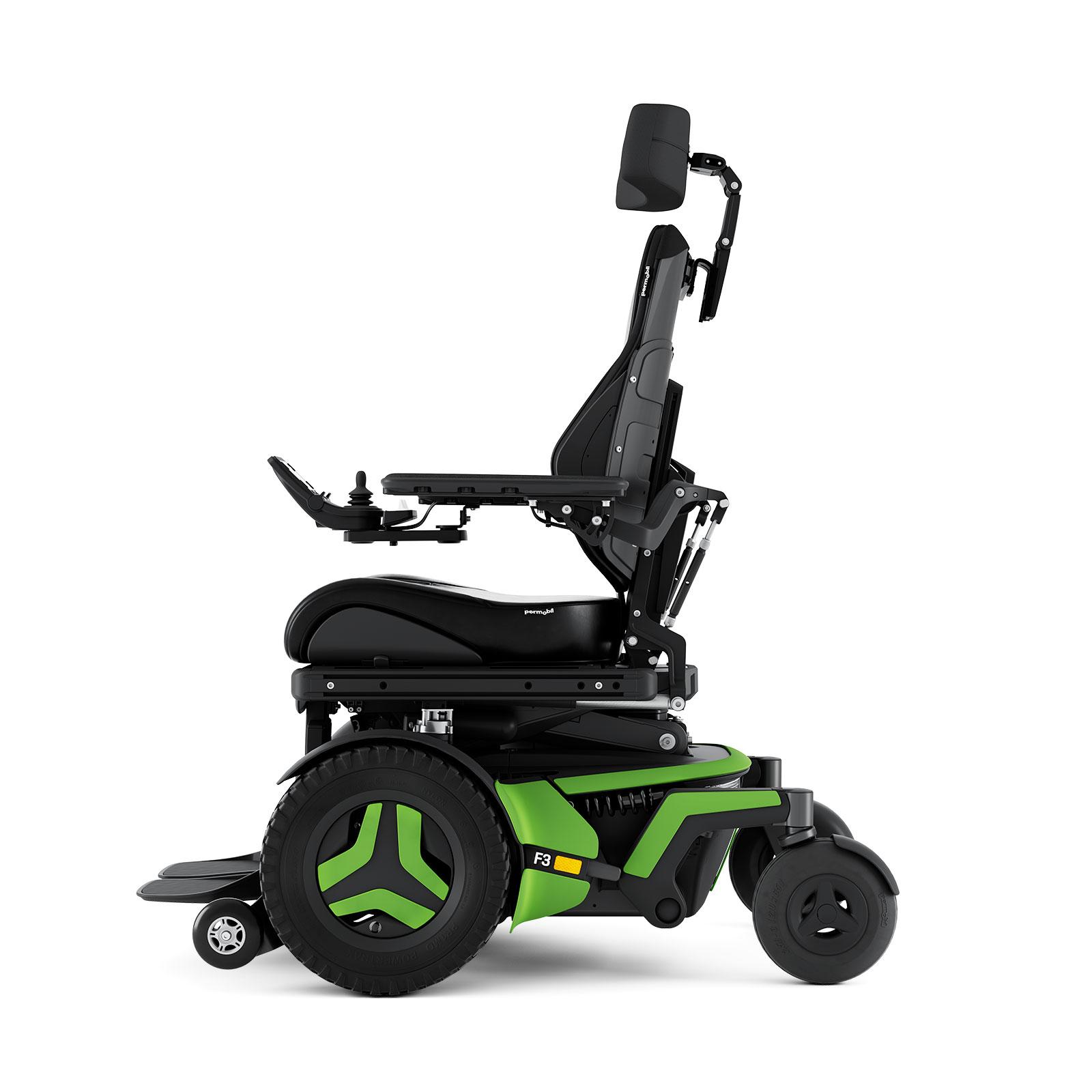 permobil f3 corpus indoor/outdoor powerchair in norfolk