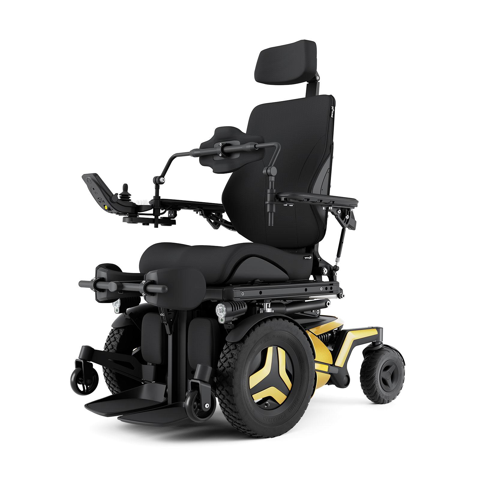 F5 Corpus VS standing powerchair