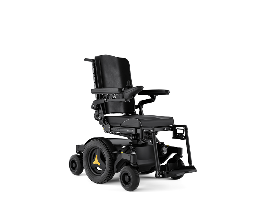 M1 indoor powerchairs iso right