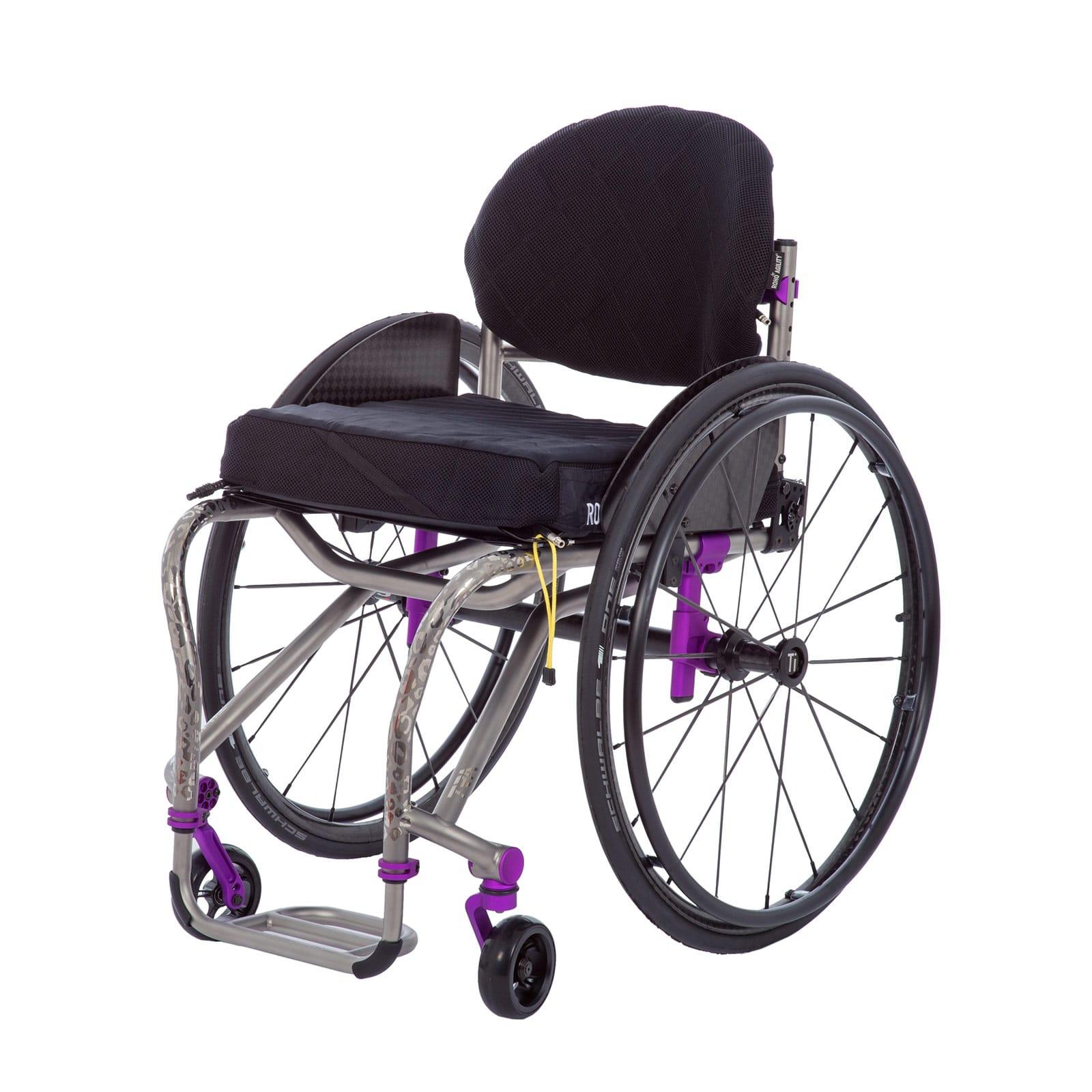 TRA Tilite rigid active wheelchair