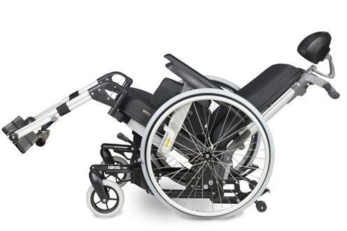Ibis tilt in space rehab wheelchair