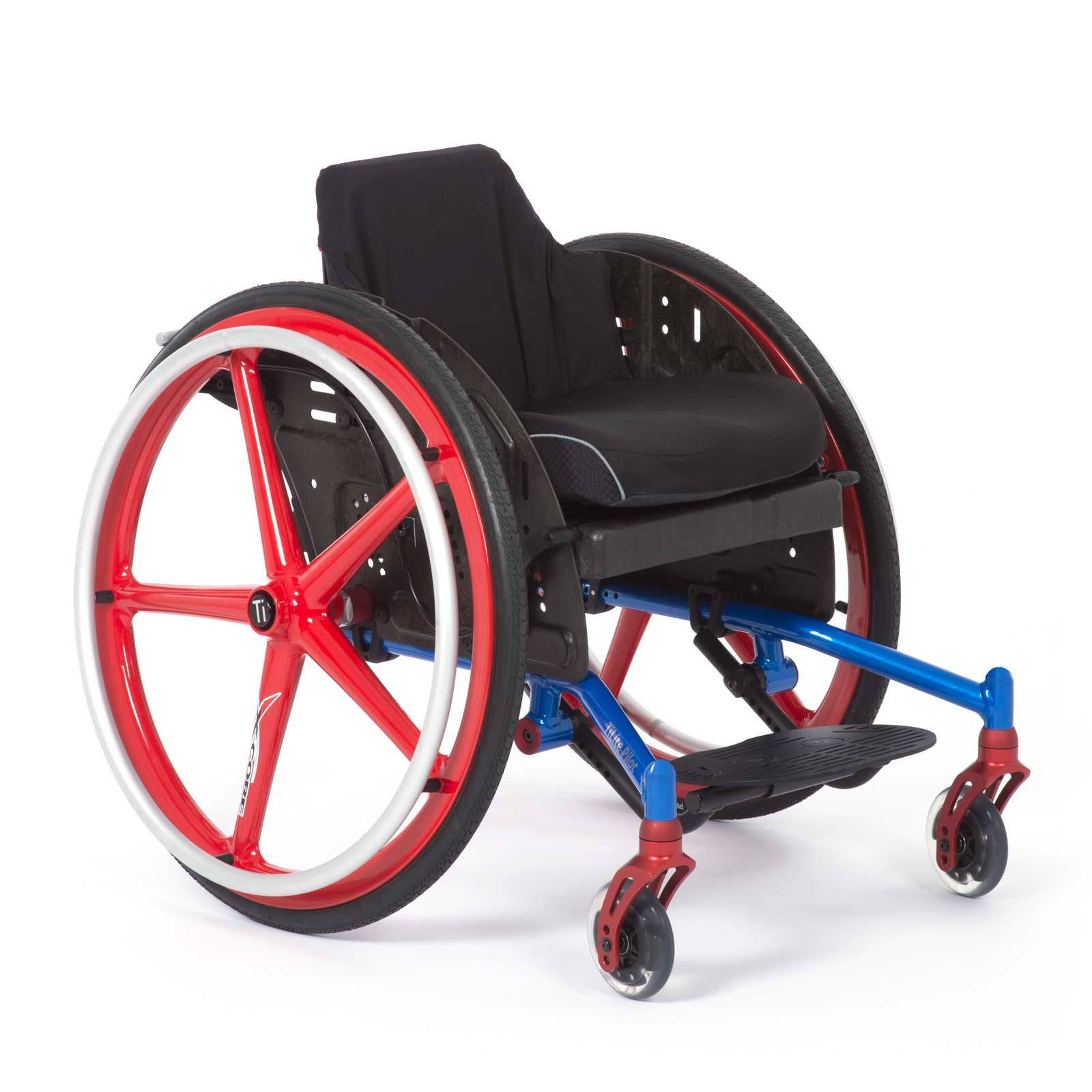 TiLite Pilot paediatric wheelchair product