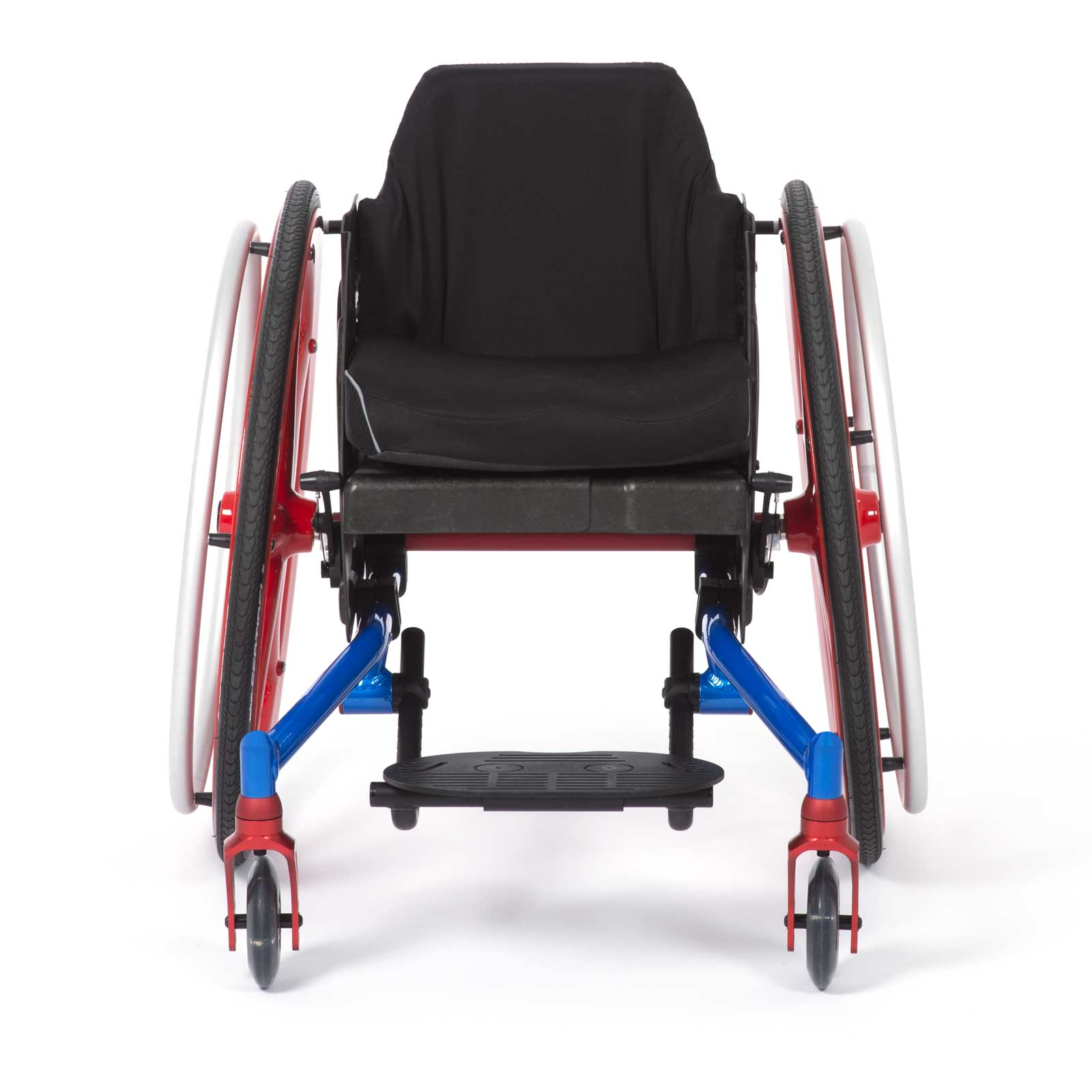 TiLite Pilot paediatric wheelchair front facing