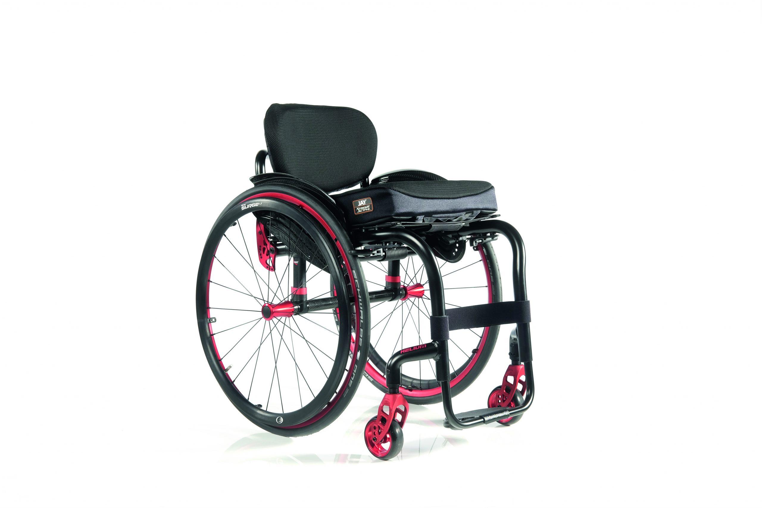 Quickie Helium rigid manual wheelchair