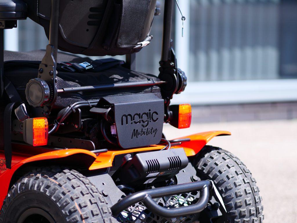 Magic Mobility X8 powerchair