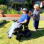 q500r indoor/outdoor powerchair clinical mobility solutions testimonials