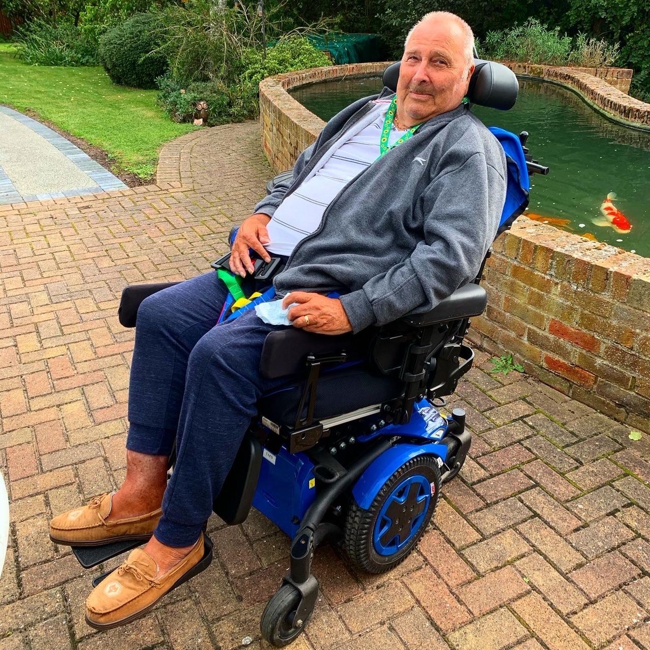 invacare tdx sp2 nb indoor/outdoor - clinical mobility solutions testimonial
