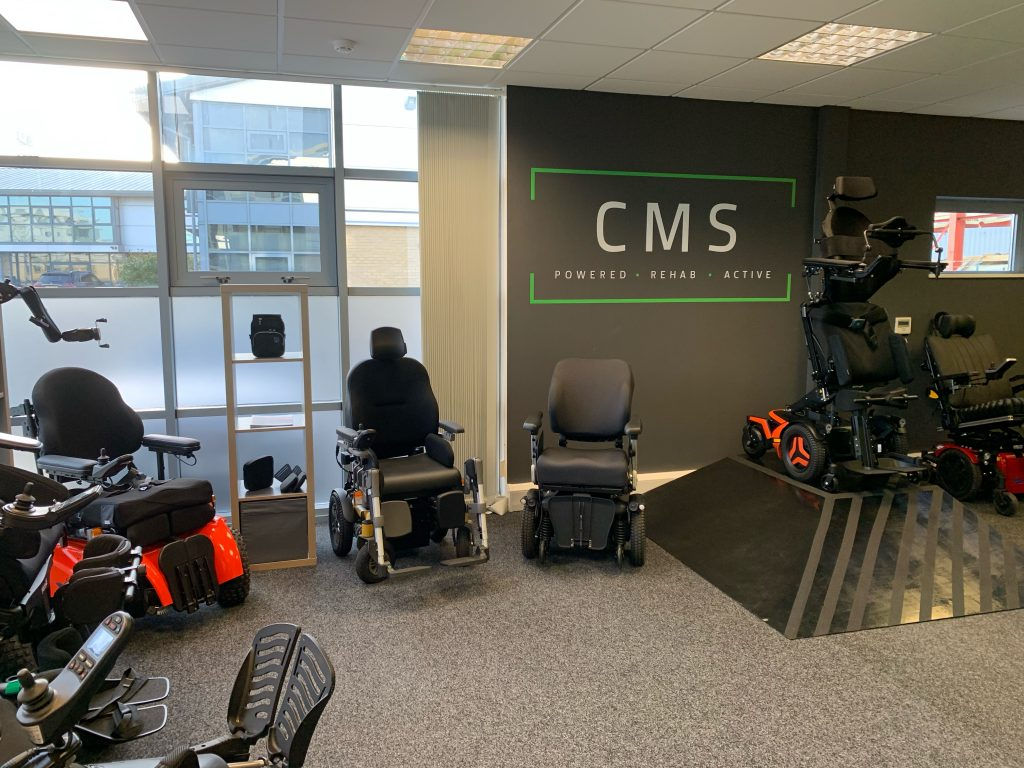Clinical Mobility Solutions CMS Office mobility in suffolk