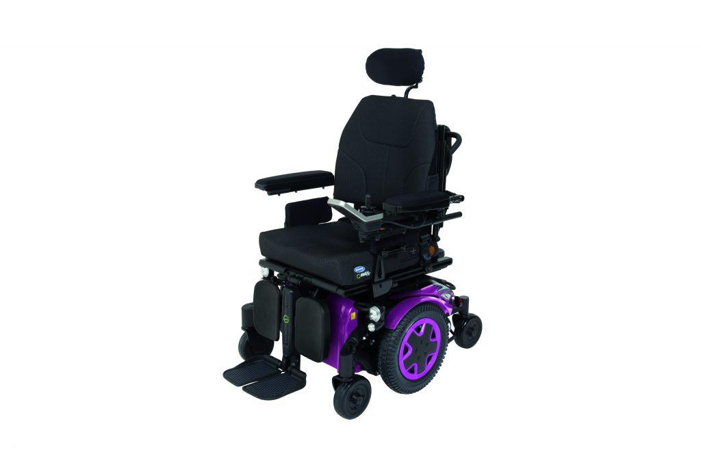 invacare tdx sp2 nb indoor/outdoor powerchair