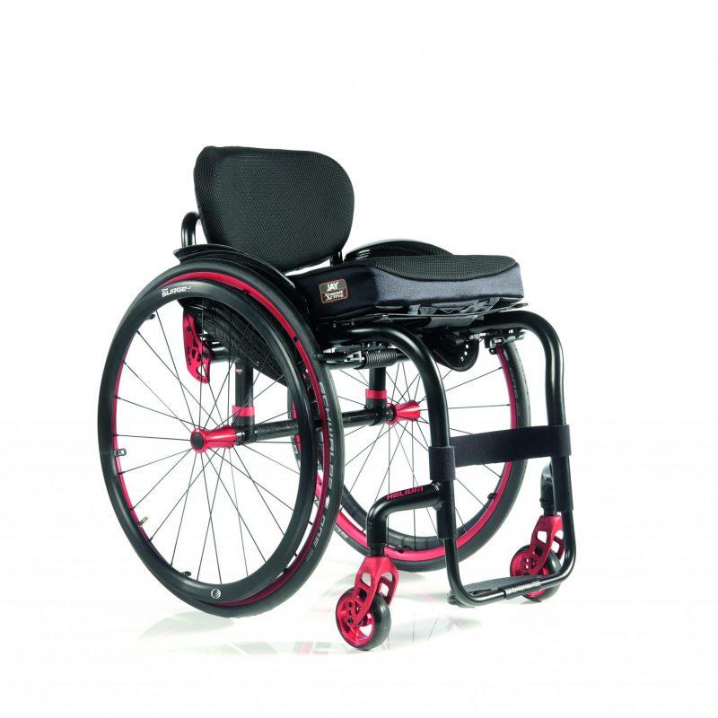 Helium Pro CMS active wheelchair