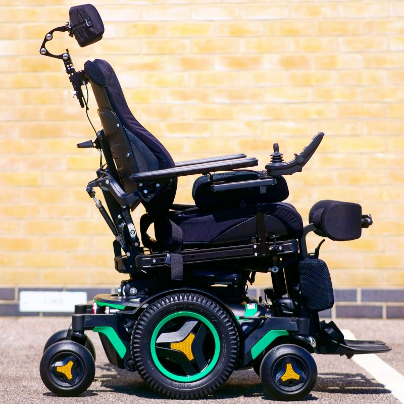 M3 Corpus indoor/outdoor powerchairs