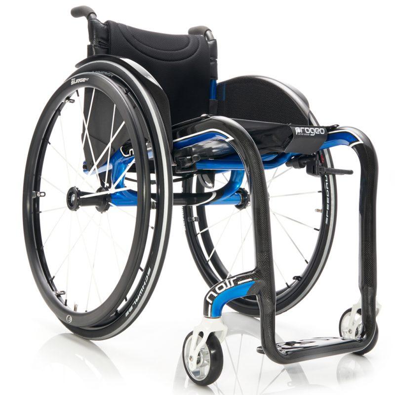 Progeo Noir 2.0 active wheelchair