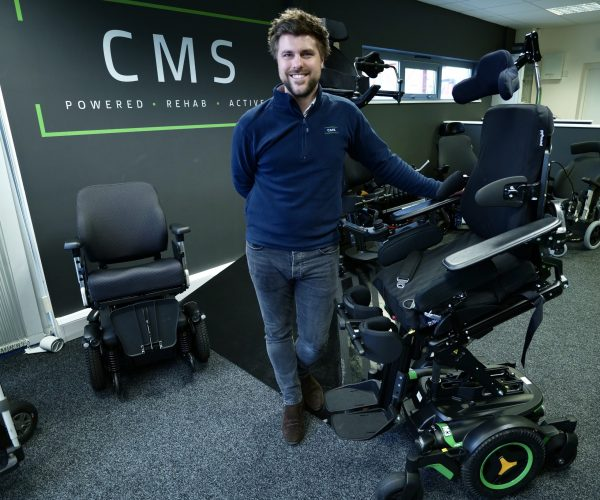 Director Ben Upson - Clinical Mobility Solutions (CMS)